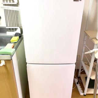 【美品】148L 冷凍冷蔵庫 Haier JR-NF148A