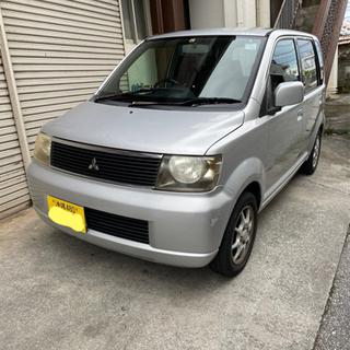 車検込み8万円 EKワゴン