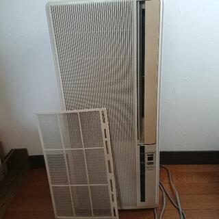 コロナ  窓用エアコンの画像