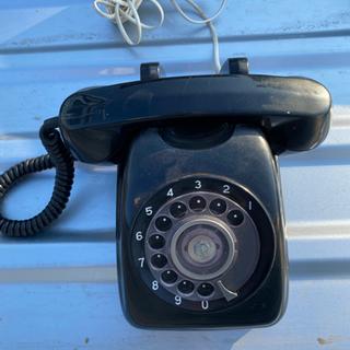 黒電話  作動OK