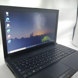 東芝 B453 サクサクノートPC WIN10 SSD Offi...