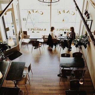 アイデア交換カフェ会