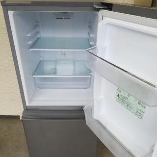 ⭐23区は送料無料!2019年製の冷蔵庫がこの価格。絶対お得!!アクア冷蔵庫126L😆洗濯機のセット購入割引⭐JJ01 - 世田谷区