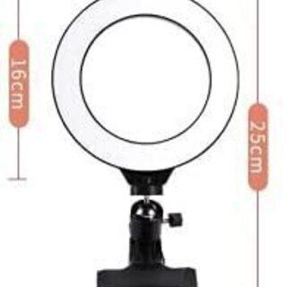 【新品・未使用】LEDリングライト − 東京都