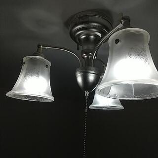 【アンティーク調】照明 LED 値下げ