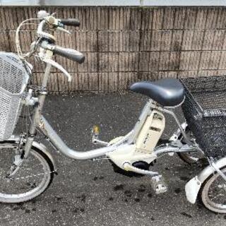 電動アシスト三輪自転車 ブリジストン アシスタ