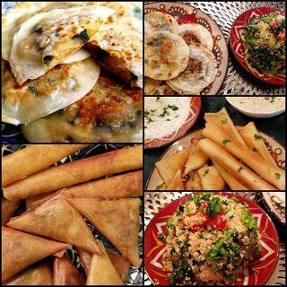 9月オンライン中東料理自宅で異国にトリップ