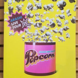 嵐 LIVE TOURパンフレット【Popcorn】