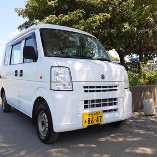 コミコミ20万円、エブリィ バン、車検あり、リビルトエンジン載せ...