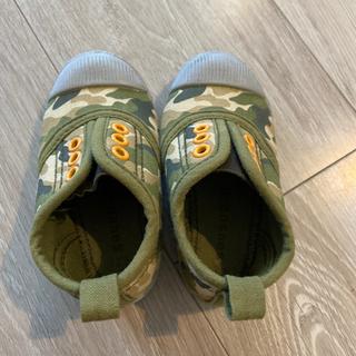 子供 靴 12.5センチ 男の子