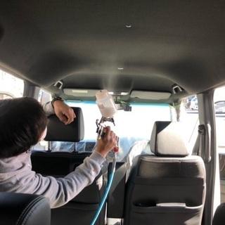 【新型コロナの不安解消】出張施工 お部屋・車内の光触媒コーティング|期間限定出張費無料でお伺いします|除菌消臭、ウイルス対策にの画像