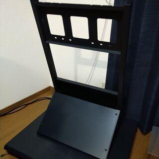 1025 デジタル サイネージスタンド 一ノ坪製作所 SS-IC55 中古 − 岡山県