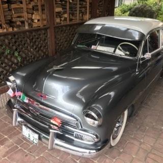 シボレー 1951 スタイルライン デラックス 2dr s…