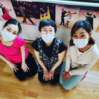 ⭐️⭐️社交ダンス⭐️⭐️ 広島 未経験歓迎 メンバー募集中⑪の画像