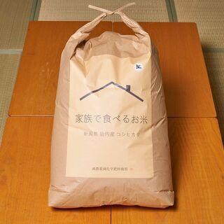 収穫したて!!令和3年度米コシヒカリ玄米30kg
