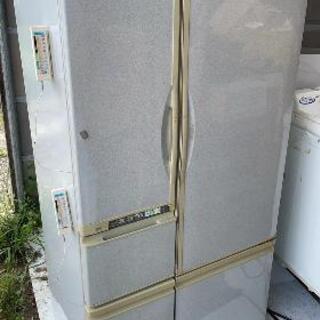 大型冷蔵庫 シャープ450リットル