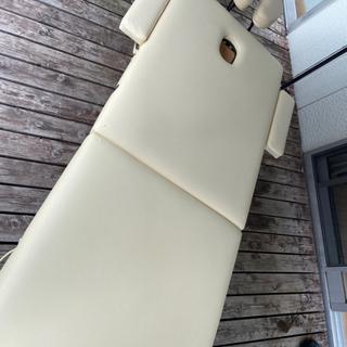 【中古】サロン エステ 折り畳みベッド - 米子市