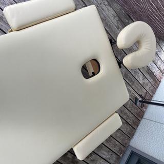 【中古】サロン エステ 折り畳みベッド - コスメ/ヘルスケア