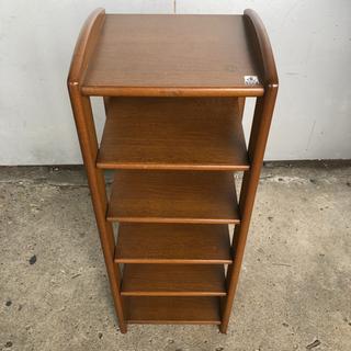 コンパクト 木製 下駄箱 スリッパ入れ 下足箱 収納棚 27×2...