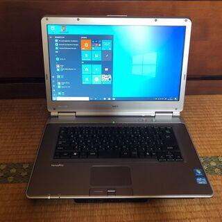 ㊾【第3世代i5、オフィス搭載】NEC Versapro VD-...