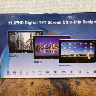 """【✨新品未使用✨】モニター 11.6""""HD Digital TF..."""