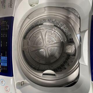【美品】Haier 5.0kg洗濯機 JW-K50F 2013年製 通電確認済み 引取歓迎 早いもの勝ち 配送OK - 札幌市