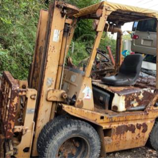 農機具 重機 トラック 現金買取します