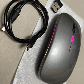 パソコン ワイヤレスマウス。