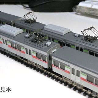 ●●●北総鉄道9000形電車6両編成のNゲージ模型を作るためのパ...
