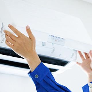 電気工事全般、空調工事(家庭用〜店舗用)、LAN、アンテナ、漏電検査