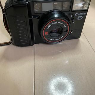 【Canon フィルムカメラ】ジャンク品