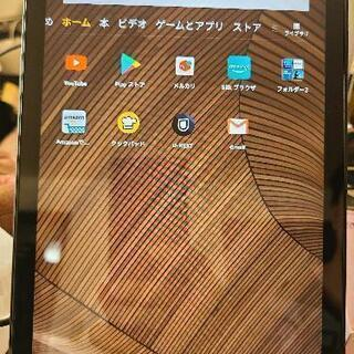 【ネット決済】fire HD10 第7世代 タブレット 美品