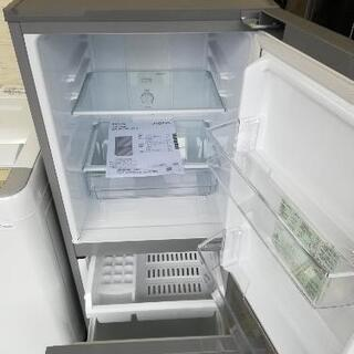 【23区送料・設置無料】⭐パナソニック洗濯機5kg+アクア冷蔵庫126L⭐急ぎも対応可能⭐JWG56 - 売ります・あげます