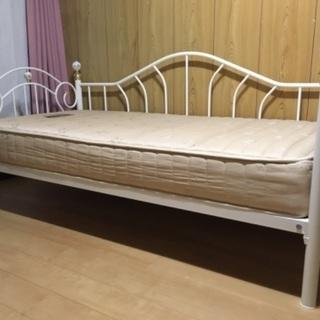 姫系ベッド&マットレス