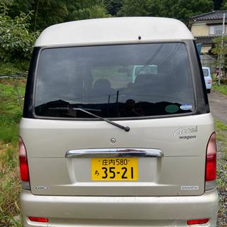 マニュアル ダイハツ アトレーワゴン 4WD 車検あり、コミコミです。 - 東田川郡
