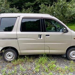 マニュアル ダイハツ アトレーワゴン 4WD 車検あり、コミコミです。 − 山形県
