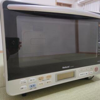 超美品 フラットテーブルの高級オーブンレンジ Panasonic...