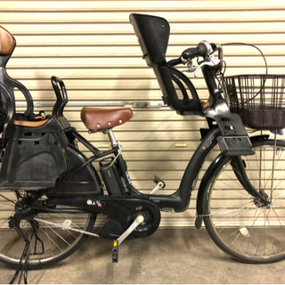 電動自転車☆ブリヂストン ボーテ 残キロSW 3人乗りなのに特価☆ - 売ります・あげます