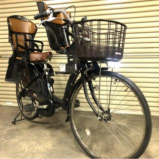 電動自転車☆ブリヂストン ボーテ 残キロSW 3人乗りなのに特価☆ − 埼玉県