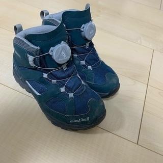 モンベル 子供用登山靴 18cm