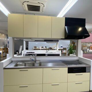 【ネット決済】【1点限り】展示品システムキッチン(未使用品)Pa...