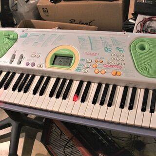 USED CASIO 光ナビゲーションキーボード LK-102