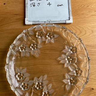 【リフレッシュプロジェクト197/300】グラス皿の画像