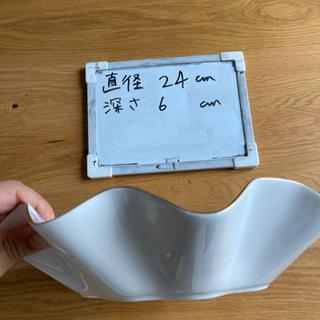 【リフレッシュプロジェクト200/300】深い皿 - 流山市