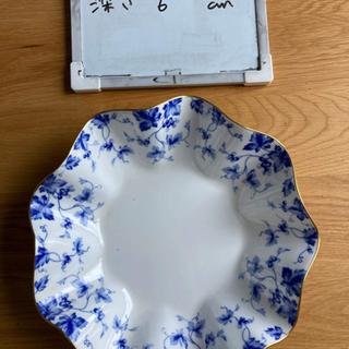 【リフレッシュプロジェクト200/300】深い皿の画像