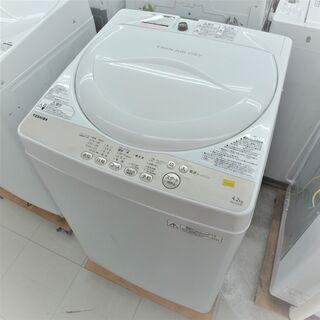 〇USED 東芝 4.2k洗濯機 AW-4S3(W)