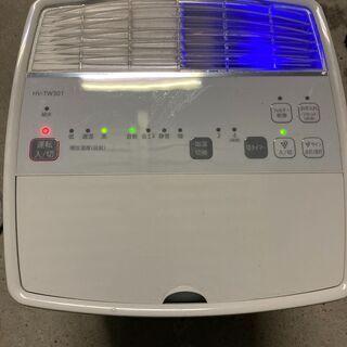 SHARP シャープ 加熱気化式加湿器 ホワイト HV-T…