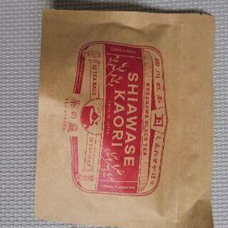 紅茶 ティーバッグ 静岡のお茶屋さん購入