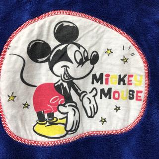 【値下げ】ミッキー・フリースロンパース 70