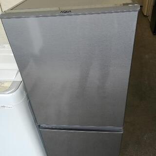 【送料・設置無料】⭐アクア冷蔵庫126L+東芝洗濯機6kg⭐JWG64 - 目黒区